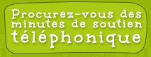 soutien telephonique